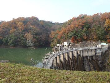 島根県企業局・三成ダム2011